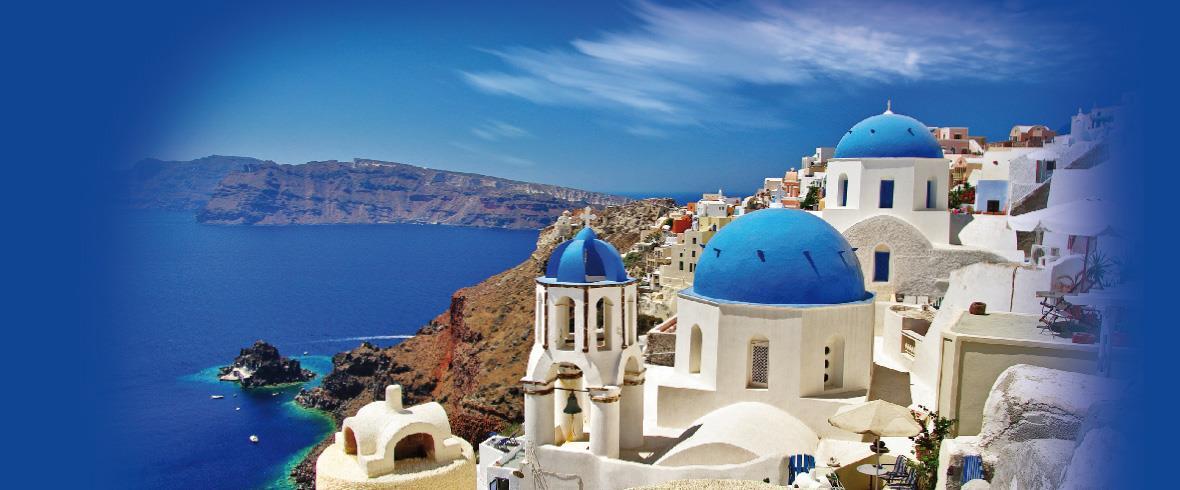 řecké ostrovy