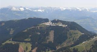 Salzburg a Orlí hnízdo