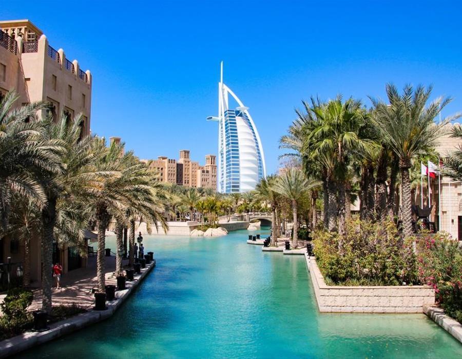EXPO a prohlídka Dubaje