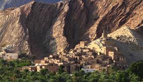 Pohádkový Omán