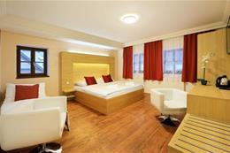Hotel U Martina_třílůžkový pokoj s možností přistýlky